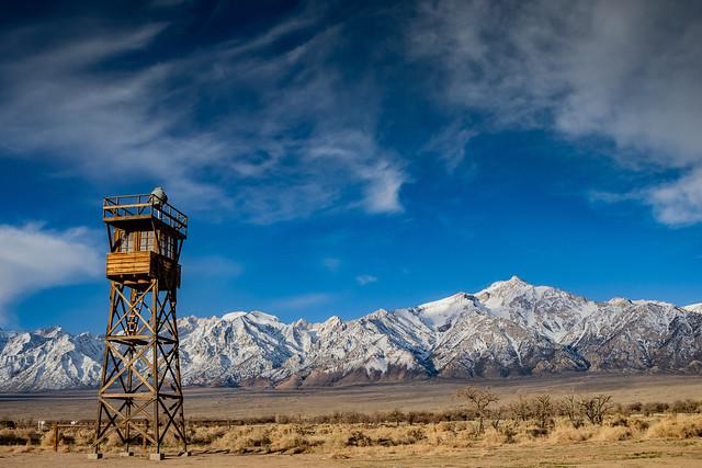 Springtime at Manzanar 2019