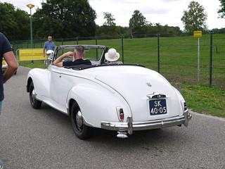 Peugeot 203 C Cabriolet 1955