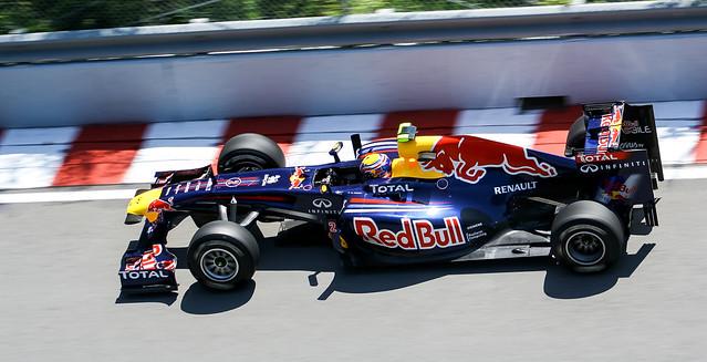 2011 Mark Weber Red Bull