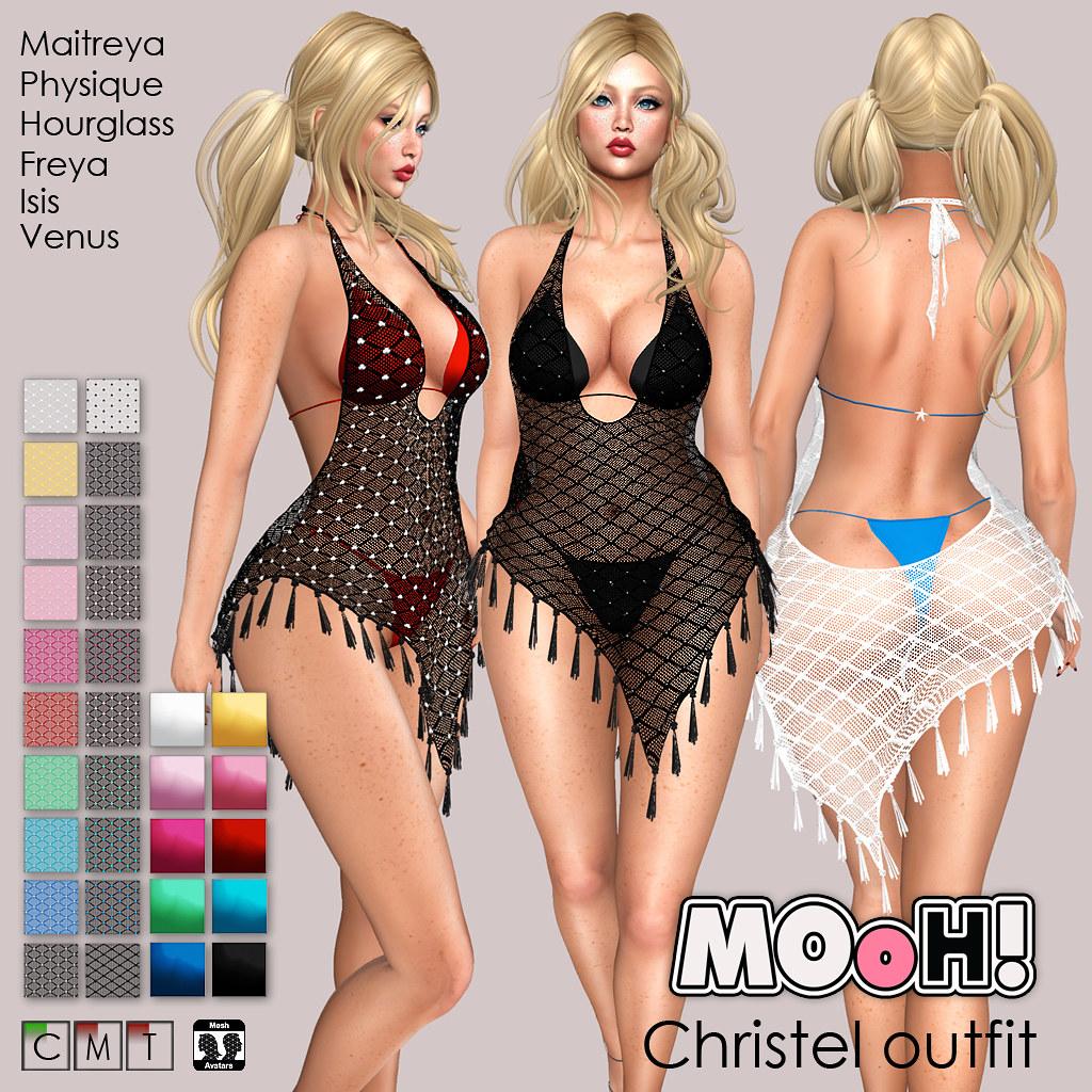 Christel outfit - TeleportHub.com Live!