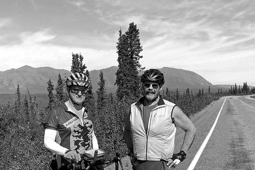 Denali Randonneurs Copper Center 200K ride 8/3/19