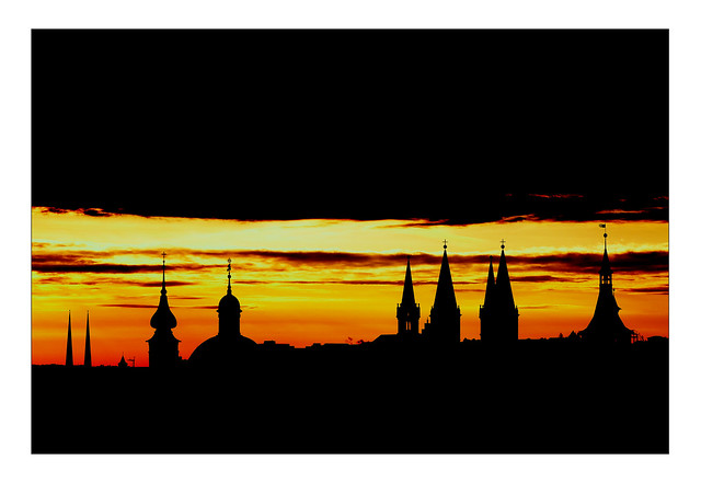 yesterday's morning sunrise