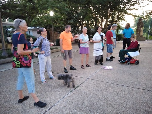 Lights for Liberty, July 12, 2019