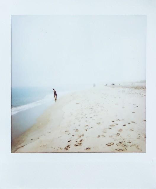 ** Petite scène de plage **