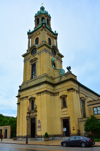 Wisconsin - Cathedral of St John the Evangelist