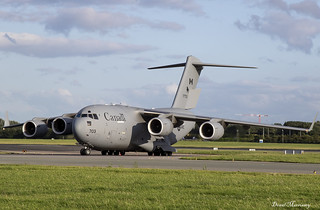 Royal Canadian Air Force C-17A CC-177 177703