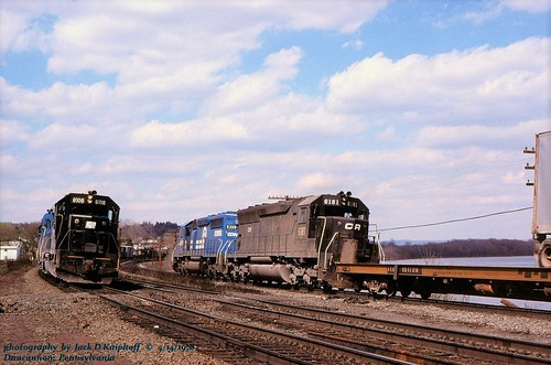 CR 6399-6181, Mail 9, Duncannon, PA. 4-14- 1978 | by jackdk