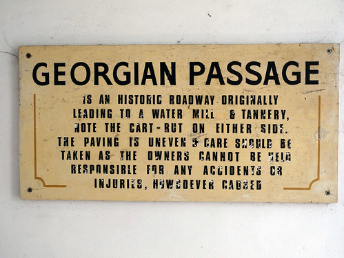 Georgian Passage