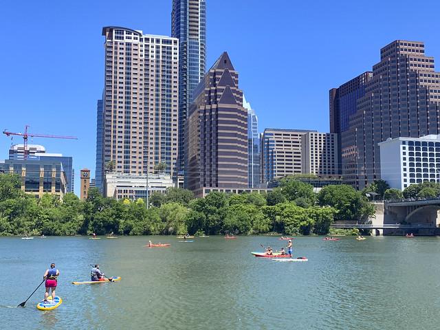 Lady Bird Lake - Austin Texas