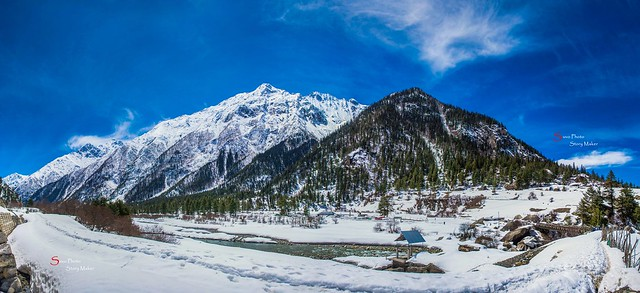 Its Better To Die With Memories Than To Live With Only Dream ........ :)  Chitkul , Himachal - India || March 2019