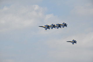 Chicago Air Show 2019 - Blue Angels