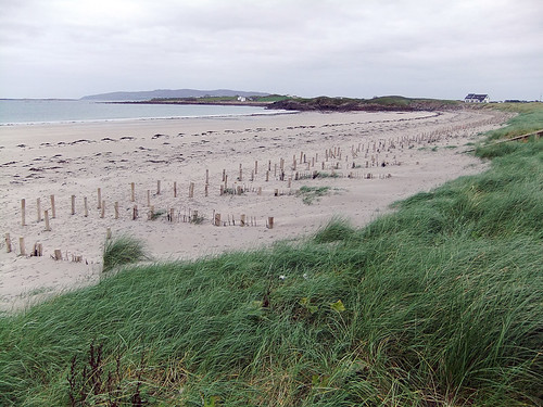 view of Maghery Beach in Ireland