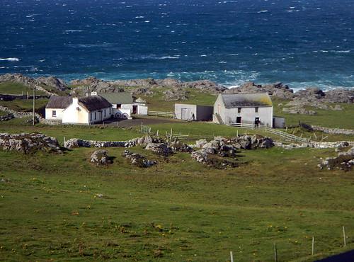 Wild Atlantic Way Drive on the Inishowen Peninsula in Ireland