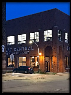 Yet- another MicroBrewery-Taproom in Chicago....GREAT CENTRAL BREWING COMPANY