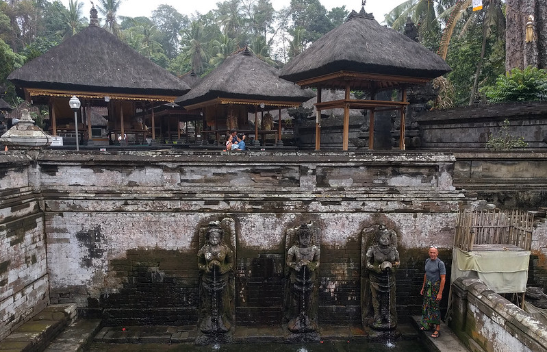 Templo Pura Goa Gajah : Elephant Cave Temple.
