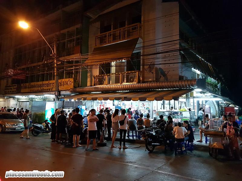 jeh oh bangkok queue