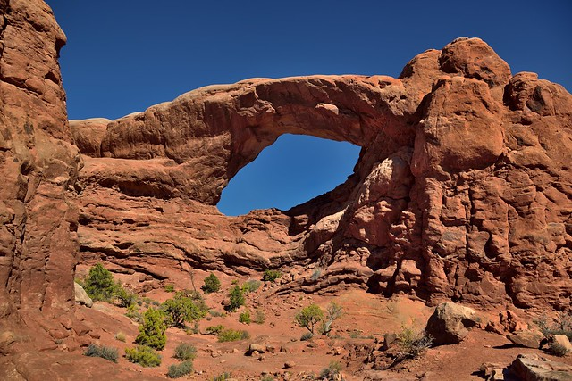 The South Window (Arches National Park)