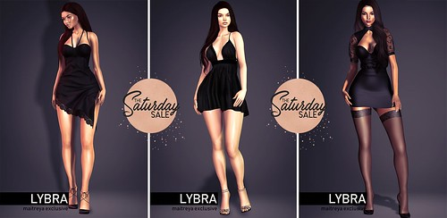 LYBRA | The Saturday Sale