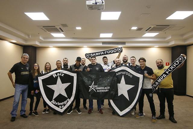 Experiência Sou Botafogo , São Paulo - 16/08/2019