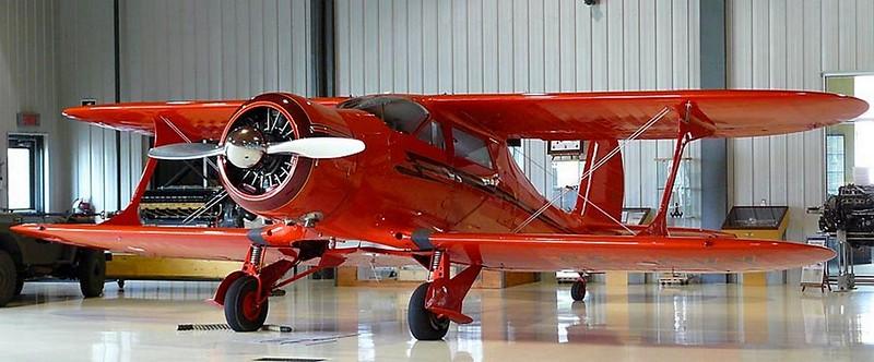 Beechcraft Staggerwing D-17 1