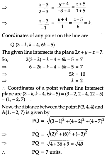 CBSE Previous Year Question Papers Class 12 Maths 2015 Outside Delhi 64