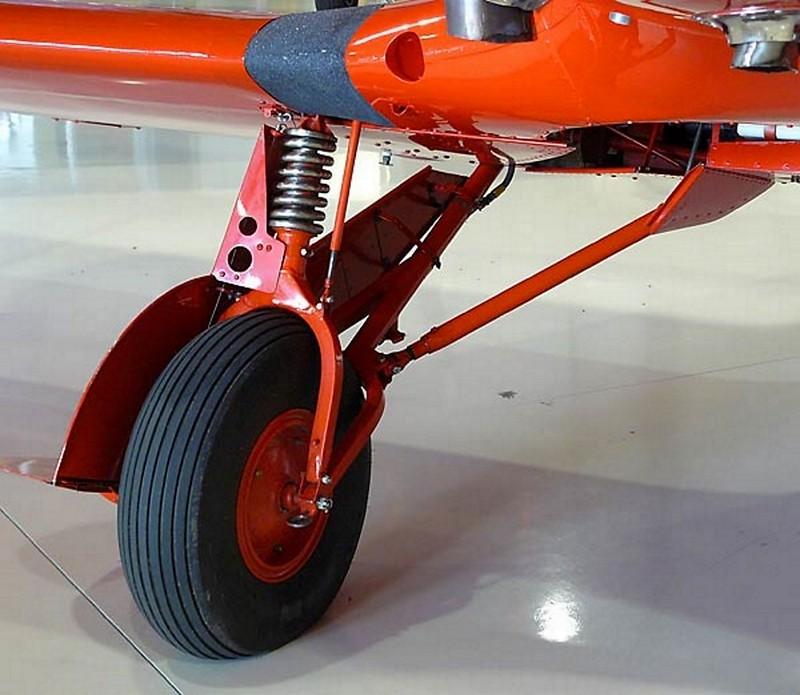 Beechcraft Staggerwing D-17 6