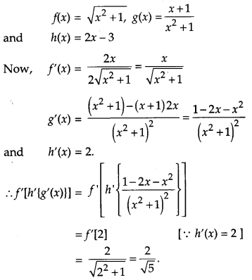 CBSE Previous Year Question Papers Class 12 Maths 2015 Outside Delhi 31