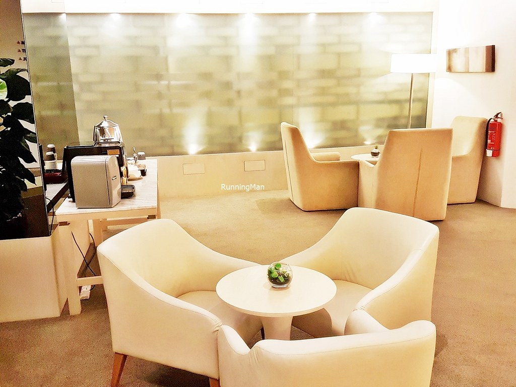 Grand Copthorne Waterfront 10 - Self-Serviced Apartment Lounge