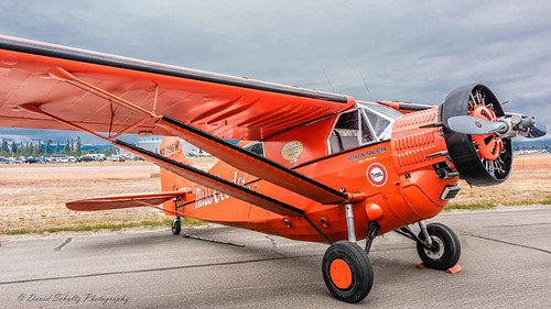1931 Bellanca CH400 Skyrocket N796W (replica)