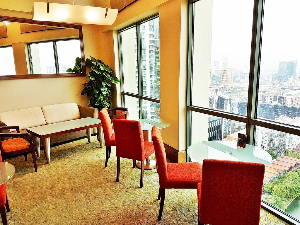 Grand Copthorne Waterfront 11 - Executive Club Lounge