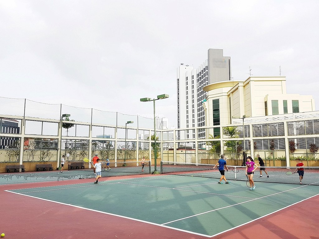 Grand Copthorne Waterfront 08 - Tennis Court