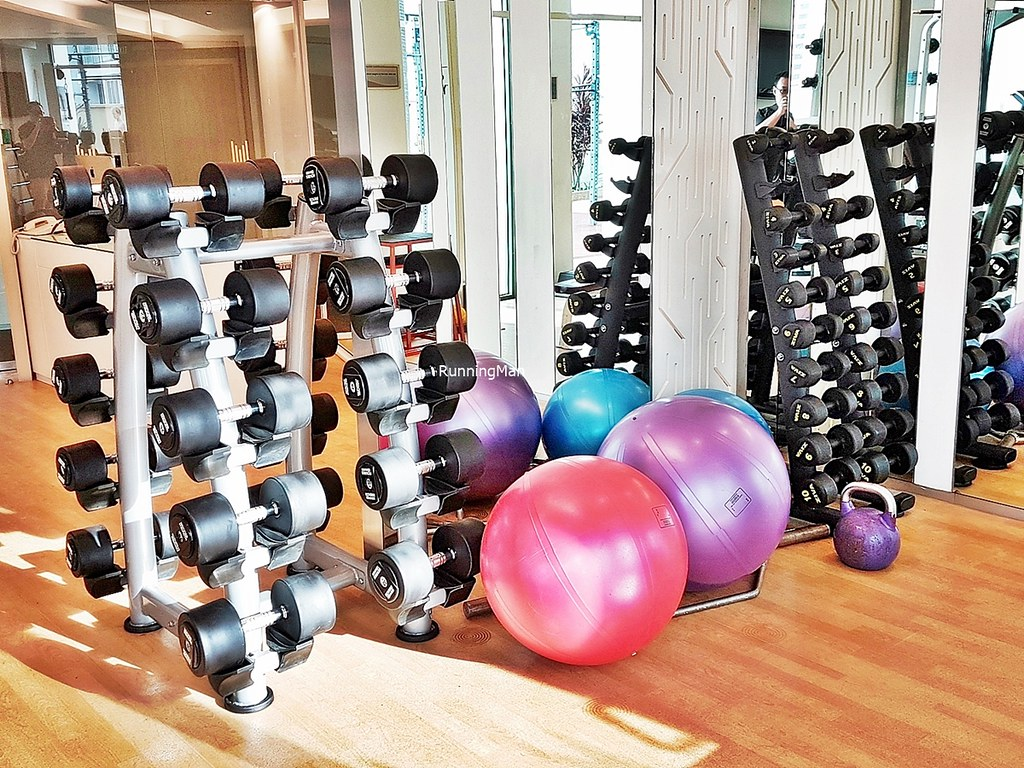 Grand Copthorne Waterfront 07 - Fitness Area