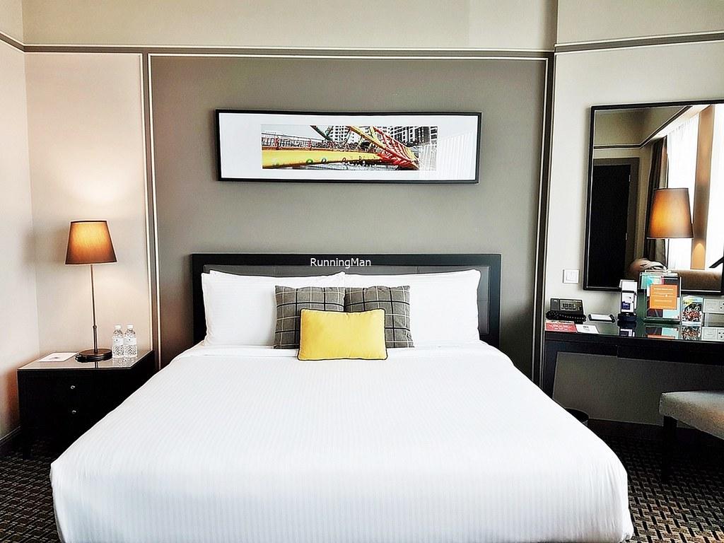 Grand Copthorne Waterfront 02 - Bedroom