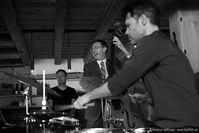 Moppa Elliott: Bass / Kevin Shea: Drums