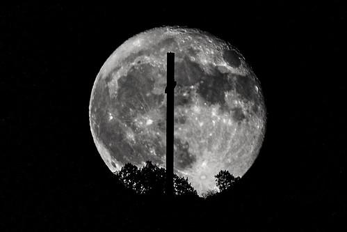 california moon silhouette cross sandiego unitedstatesofamerica luna fullmoon battlemountain ranchobernardo