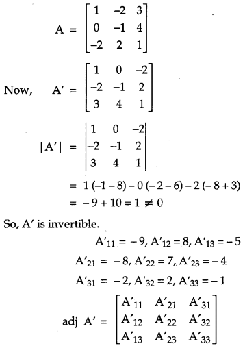 CBSE Previous Year Question Papers Class 12 Maths 2015 Delhi 10