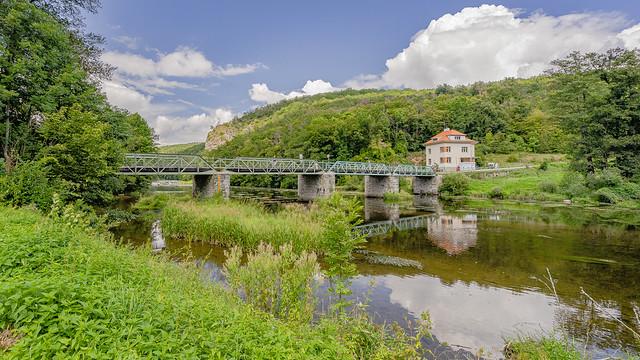 Thaya Bridge Hardegg - Čížov