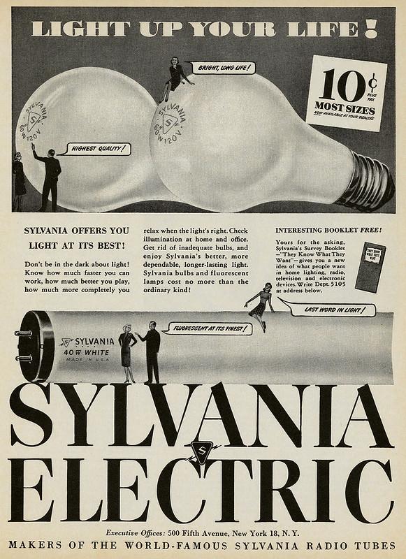 Sylvania 1945