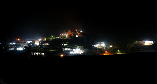 Chino, Village at Night