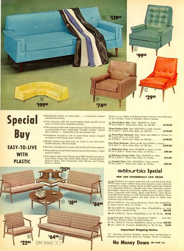 Montgomery Wards Winter Catalog 1962