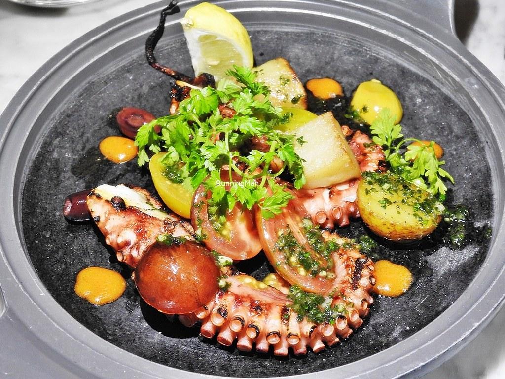 Josper Grilled Octopus