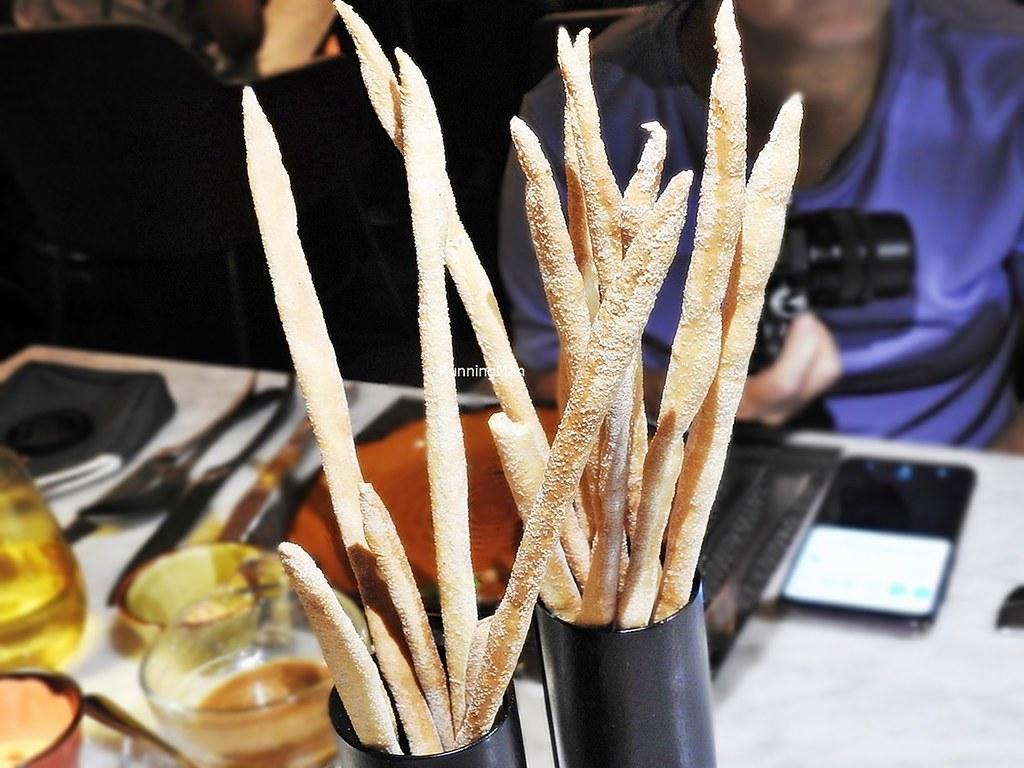 Grissini / Breadsticks