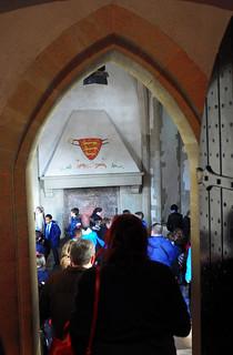 Towards the Hall