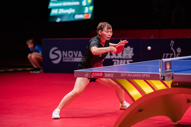 Day 3 - 2019 ITTF World Tour Asarel Bulgaria Open