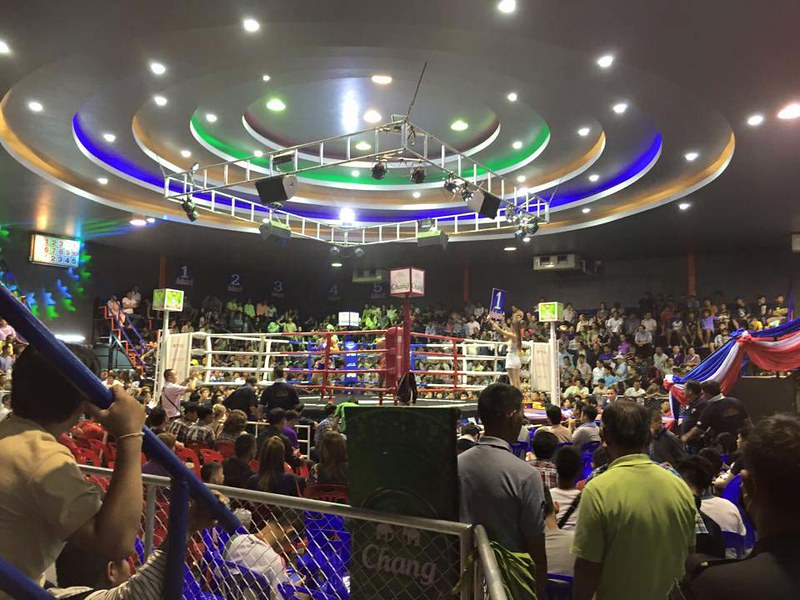 Chiang Mai Boxing Stadium (Thailand) – Brochures, Info, Price & Travellers Reviews