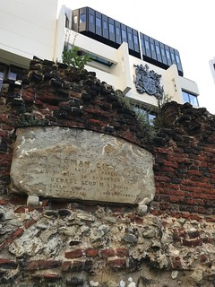 Roman wall tablet