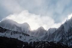 Annapurna Base Camp at 4130 m