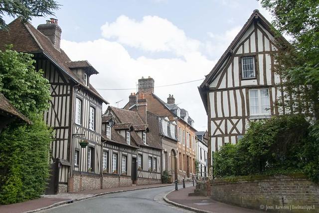 Lyons-la-Forêt, Normandia