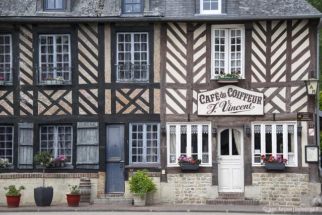Beuvron-en-Auge, Normandia
