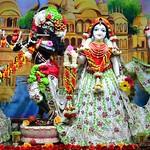 ISKCON Nasik Deity Darshan 17 Aug 2019